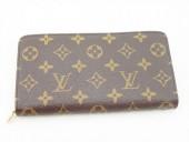 Louis Vuitton 激安 ルイヴィトン 新品 モノグラム 財布 ポルト モネ・ジップ M61727
