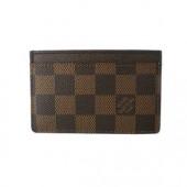 Louis Vuitton 激安 ルイヴィトン 新品 ダミエ カードケース 名刺入れ ポルトカルト・サーンプル N61722