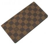 Louis Vuitton 激安 ルイヴィトン 新品 ダミエ メンズ 財布 長札 ポルト バルール・カルト クレディ N61823