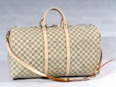Louis Vuitton 激安 ルイヴィトン 新品 ダミエ・アズール バッグ キーポル・バンドリエール55 N41429