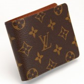 Louis Vuitton 激安 ルイヴィトン 新品 モノグラム 財布 メンズ ポルトフォイユ・ ミュルティプル M60895