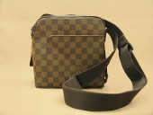 LOUISVUITTON ルイヴィトン 新品 ダミエ バッグ オラフPM N41442