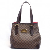 Louis Vuitton 激安 ルイヴィトン 新品 ダミエ バッグ ハムプステッドGM N51203