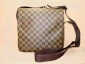 Louis Vuitton 激安 ルイヴィトン 新品 ダミエ バッグ ショルダーバッグ ナヴィグリオ N45255
