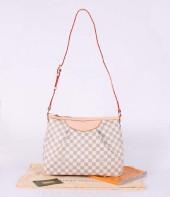 2011年春夏新作 Louis Vuitton 激安 ルイヴィトン 新品 ダミエ・アズール ショルダーバッグ シラクーサMM N41112