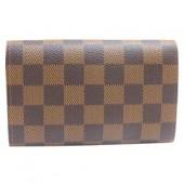 新品 ルイヴィトン 新作 人気 新品 通販&送料込 ダミエ L字ファスナー財布 N61730