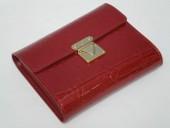 Louis Vuitton 激安 ルイヴィトン 新品 モノグラム・ヴェルニ ポルト フォイユ・コアラ(ポム・ダムール)M91979