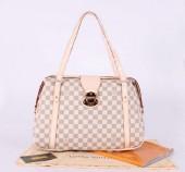 2010年早春新作 Louis Vuitton 激安 ルイヴィトン 新品 ダミエ・アズール ストレーザPM ショルダーバッグ N42220