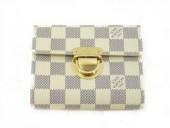 Louis Vuitton 激安 ルイヴィトン 新品 ダミエ・アズール 財布 コアラ N60013