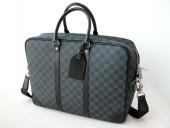 ルイヴィトン 新品 ビジネスバッグ ダミエ グラフィットN41123