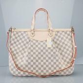 2011年春夏新作 Louis Vuitton 激安 ルイヴィトン 新品 ルイヴィトン 新作 人気 新品 通販&送料込 ダミエアズール シラクーサ GM N41111