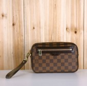 Louis Vuitton 激安 ルイヴィトン 新品 ダミエ バッグ セカンドバッグ ポシェット ビエ・マカオ N61739