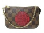 Louis Vuitton 激安 ルイヴィトン 新品 ダミエ バッグ ミニ・ポシェット・アクセソワール T&B N58011