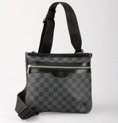 Louis Vuitton 激安 ルイヴィトン 新品 ダミエ・グラフィット ショルダーバッグ トマス N58028