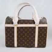 Louis Vuitton 激安 ルイヴィトン 新品 モノグラム ペット・ゲージ サック・シャン 40 M42024