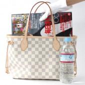 2010年早春新作 Louis Vuitton 激安 ルイヴィトン 財布 新作 人気 新品 通販&送料込 ダミエアズール ネヴァーフルPM N51110