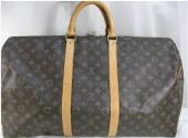 Louis Vuitton 激安 ルイヴィトン 新品 モノグラム バッグ キーポル55 ボストンバッグ M41424