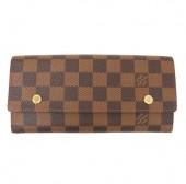 2010年秋冬新作 Louis Vuitton 激安 ルイヴィトン 新品 ダミエ財布 N63093