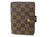 Louis Vuitton 激安 ルイヴィトン 新品 ダミエ 手帳カバー アジェンダPM ダイアリー システム手帳 R20700