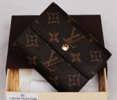 Louis Vuitton 激安 ルイヴィトン 財布 新作 人気 新品 通販&送料込 モノグラム 財布 M58121