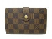 Louis Vuitton 激安 ルイヴィトン 新品 ダミエ 財布 がま口 ポルトフォイユ・ヴィエノワ N61674