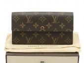 2010夏最新作 Louis Vuitton 激安 ルイヴィトン 新作 人気 新品 通販&送料込 モノグラム・フルリ ポルトフォイユ・サラ ファスナー 長札財布 ローズ M60232