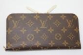 2011年春夏新作 Louis Vuitton 激安 ルイヴィトン 新作 人気 新品 通販&送料込 モノグラムレオパード ポルトフォイユ・アンソリット ブロンコライユ M60102