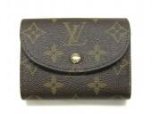 2011年春夏新作 Louis Vuitton 激安 ルイヴィトン 新品 モノグラム 財布 ポルトフォイユ・エレーヌ M60253