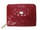 Louis Vuitton 激安 ルイヴィトン 新品 ヴェルニ ポムダムール 財布 コインケース カードケース ジッピー・コインパース M93608