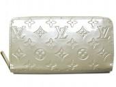 2011年春夏新作 Louis Vuitton 激安 ルイヴィトン 新品 財布 ヴェルニ ジッピーウォレット ブロンコライユ M91459