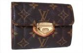 2009年秋冬新作 Louis Vuitton 激安 ヴィトン モノグラム ファスナー財布(ポルトフォイユ・コンパクト モノグラム・エトワール) M63799
