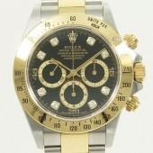 ロレックス 腕時計 新入荷&送料込 デイトナコンビ 16523G 自動巻
