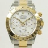 ロレックス 腕時計 新入荷&送料込 デイトナコンビ 116523NA 自動巻