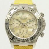 ロレックス 腕時計 新入荷&送料込  デイトナWG 116519 自動巻
