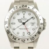 ロレックス 腕時計 新入荷&送料込 エクスプローラーⅡ 16570 自動巻