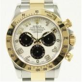 ロレックス 腕時計 新入荷&送料込 デイトナコンビ 116523 自動巻