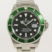 ロレックス 腕時計 新入荷&送料込 サブマリーナ 16610LV 自動巻