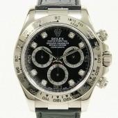 ロレックス 腕時計 新入荷&送料込 デイトナWG 116519G 自動巻