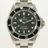 ロレックス 腕時計 新入荷&送料込 サブマリーナ 14060M 自動巻