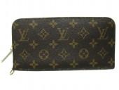 Louis Vuitton 激安 ルイヴィトン 新品 モノグラム 財布 ポルトフォイユ・アンソリット イヴォワール(ホワイト) M66563