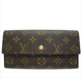 Louis Vuitton 激安 ルイヴィトン 新品 モノグラム 財布 三つ折 ポルトフォイユ・インターナショナル M61217
