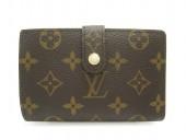 Louis Vuitton 激安 ルイヴィトン 新品 モノグラム 財布 がま口 ポルトフォイユ・ヴィエノワ M61674