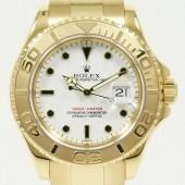 ロレックス 腕時計 新入荷&送料込 ヨットマスターYG 16628 自動巻