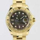 ロレックス 腕時計 新入荷&送料込 ヨットマスターYG 16628NC   自動巻