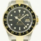 ロレックス 腕時計 新入荷&送料込 GMTマスターコンビ 16713・3 自動巻