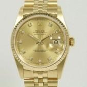 ロレックス 腕時計 新入荷&送料込 デイトジャストYG 16238G 自動巻