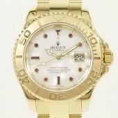 ロレックス 腕時計 新入荷&送料込 ヨットマスターYG 16628NGR 自動巻