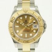ロレックス 腕時計 新入荷&送料込 ヨットマスターコンビ 16823  自動巻