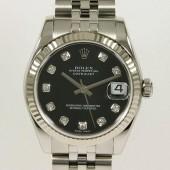 ロレックス 腕時計 新入荷&送料込 デイトジャスト 178274G 自動巻