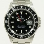 ロレックス 腕時計 新入荷&送料込 GMTマスター 16700 自動巻